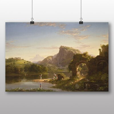 Big Box Art 'Landscape' by Thomas Cole Art Print