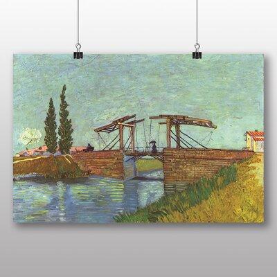 Big Box Art 'Bridge' by Vincent Van Gogh Art Print