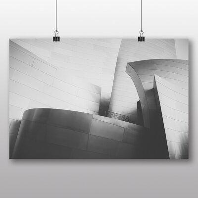 Big Box Art 'Ultra Modern Architecture No.1' Photographic Print