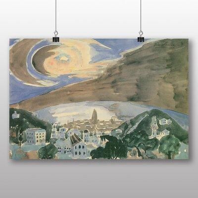 Big Box Art 'Barcelona' by Walter Gramatte Art Print