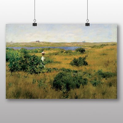 Big Box Art 'Summer at Shinnecock Hills' by William Merritt Chase Art Print