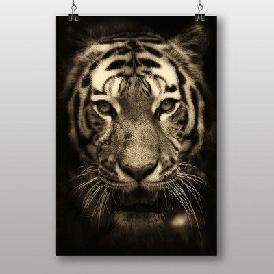 Big Box Art Tiger No.3 Photographic Print
