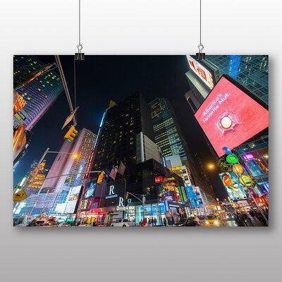 Big Box Art Times Square New York City USA No.4 Photographic Print