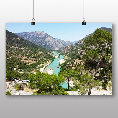 Big Box Art Turkey Landscape Photographic Print