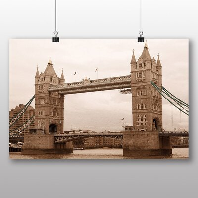 Big Box Art Tower bridge London Photographic Print