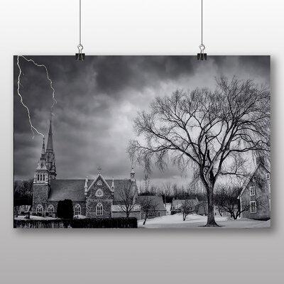 Big Box Art Thunder Lightening Storm No.5 Photographic Print