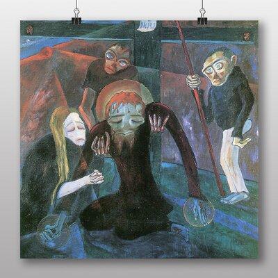 Big Box Art 'Descent from the Cross' by Walter Gramatte Art Print