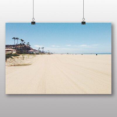 Big Box Art 'Soft Sand Beach' Photographic Print