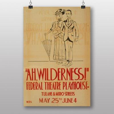 Big Box Art Ah Wilderness Vintage Advertisement