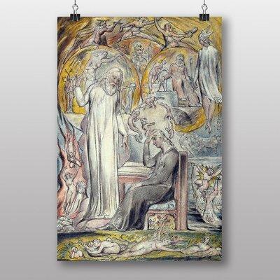Big Box Art The Spirit of Plato by William Blake Art Print
