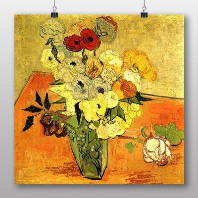 Big Box Art 'Poppy Flowers' by Vincent Van Gogh Art Print