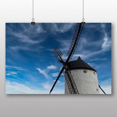 Big Box Art Windmill No.2 Photographic Print