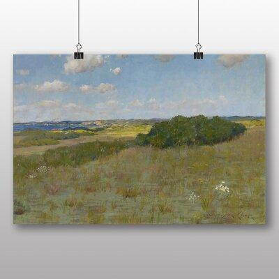 Big Box Art 'Sunlight and Shadow Shinnecock Hills' by William Merritt Chase Art Print