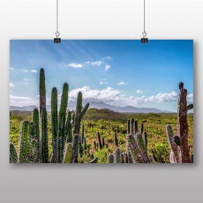 Big Box Art Venezuela Landscape No.2 Photographic Print Wrapped on Canvas