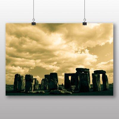 Big Box Art Stonehenge No.4 Photographic Print