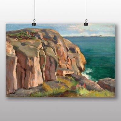 Big Box Art 'Coast' by Victor Westerholm Art Print