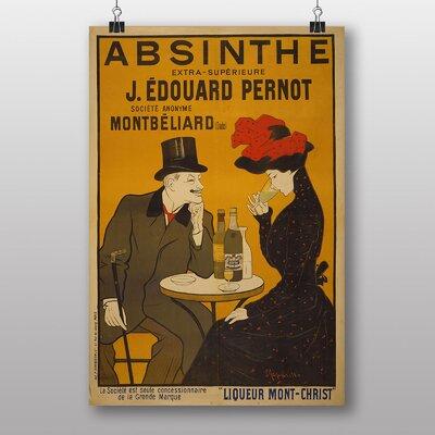Big Box Art Absinthe Vintage Advertisement