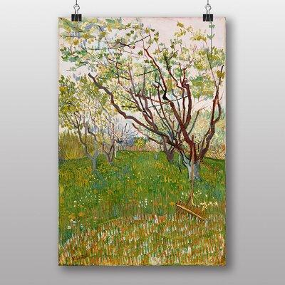 """Big Box Art """"Arles"""" by Vincent Van Gogh Art Print"""