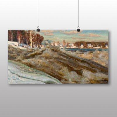 Big Box Art 'Landscape No.2' by Victor Westerholm Art Print