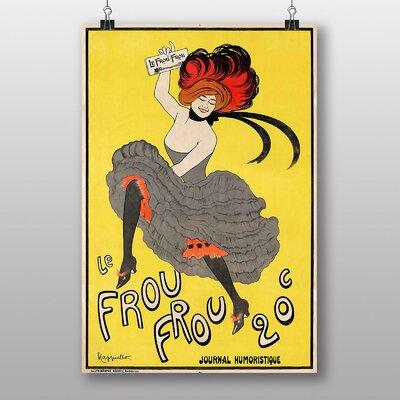 Big Box Art Le Frou Frou Vintage Advertisement