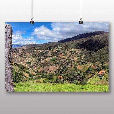 Big Box Art Venezuela Landscape No.1 Photographic Print on Canvas