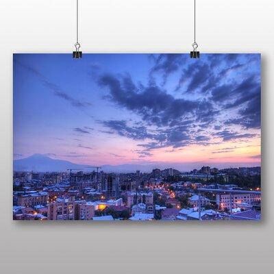 Big Box Art Yerevan Armenia Photographic Print on Canvas