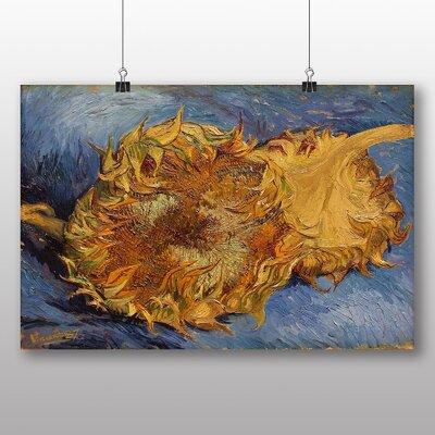 Big Box Art 'Sunflowers Still Life' by Vincent Van Gogh Art Print