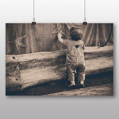 Big Box Art 'Young Child at the Circus' Photographic Print