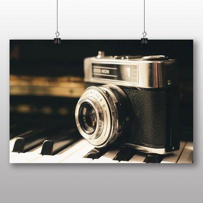 Big Box Art Vintage Retro Camera No.9 Photographic Print