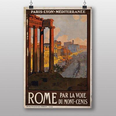 Big Box Art Rome No.2 Vintage Advertisement