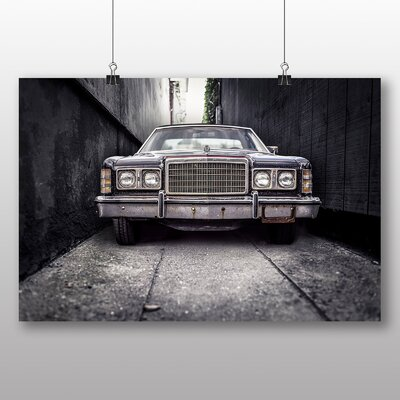 Big Box Art Vintage Classic Car No.16 Photographic Print