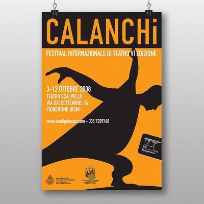 Big Box Art Calanchi Vintage Advertisement