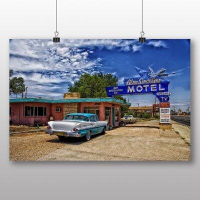 Big Box Art Vintage Classic Car No.1 Photographic Print