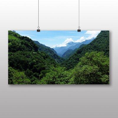 Big Box Art Taiwan Landscape Photographic Print on Canvas