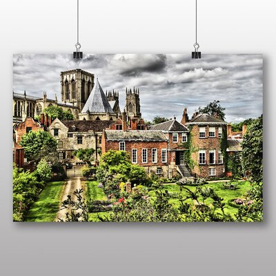 Big Box Art York Minster Painting Print