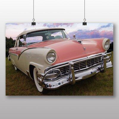 Big Box Art Vintage Classic Car No.17 Photographic Print