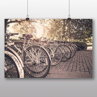 Big Box Art 'The Bicycles' Photographic Print