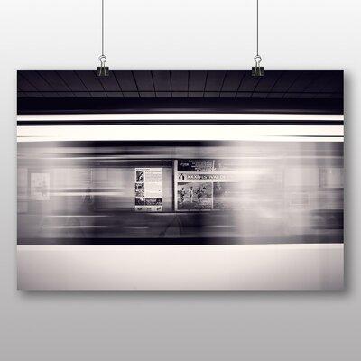 Big Box Art 'The Underground No.2' Photographic Print