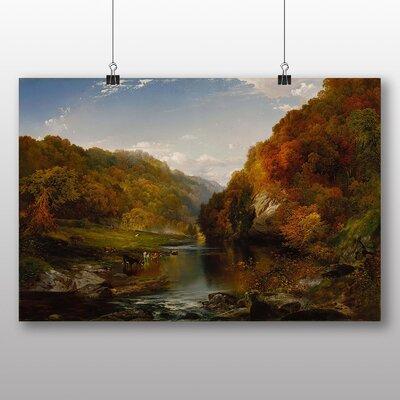 Big Box Art 'Hudson River' by Thomas Cole Art Print