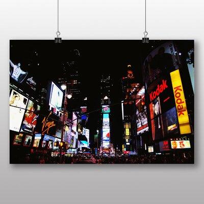 Big Box Art 'Times Square new York at Night' Photographic Print