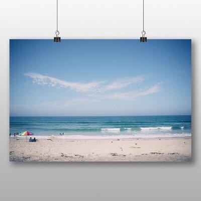 Big Box Art 'Tj Beach' Photographic Print