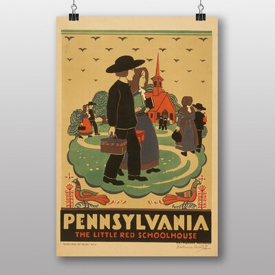 Big Box Art Pennsylvania No.5 Vintage Advertisement