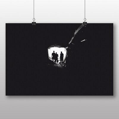 Big Box Art 'Tunnel Vision' Photographic Print