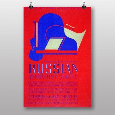 Big Box Art Russian Graphic Art