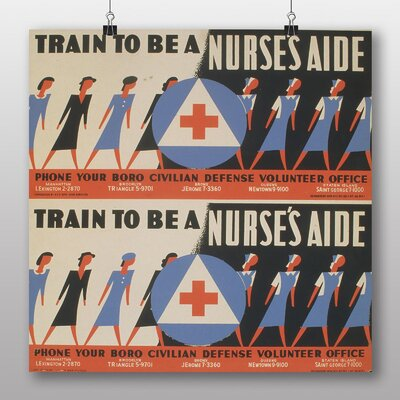 Big Box Art Nurses Aide Graphic Art