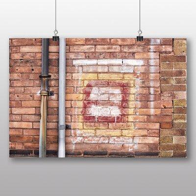Big Box Art 'Wall Graffiti Paint' Photographic Print
