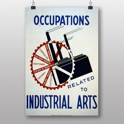 Big Box Art Industrial Arts Vintage Advertisement