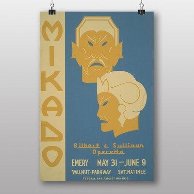Big Box Art Mikado Vintage Advertisement