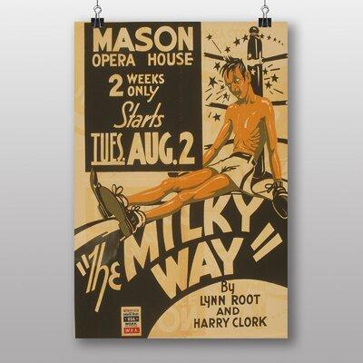Big Box Art The Milky Way Vintage Advertisement