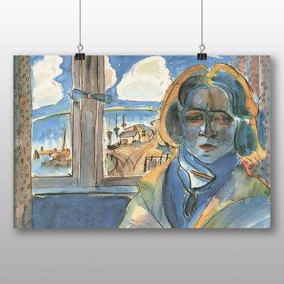 Big Box Art 'Fenster' by Walter Gramatte Art Print